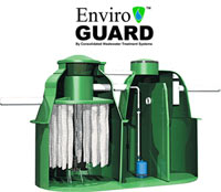 EnviroGUARD Wastewater Treatment System